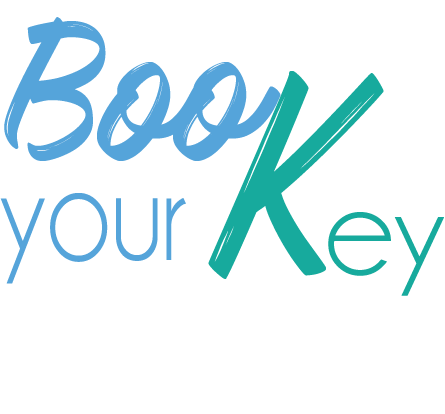 Book your key logo